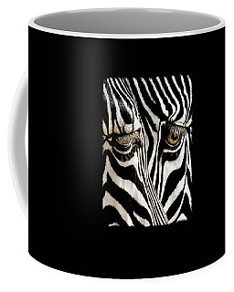Eyes And Stripes Forever Coffee Mug