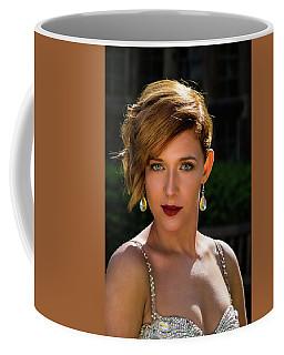 Eyes Like Crystal Coffee Mug