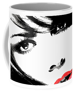 Eyes Of Lust Coffee Mug
