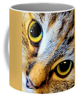 Eyes Of My Beast Coffee Mug