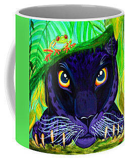 Eyes Of The Rainforest Coffee Mug