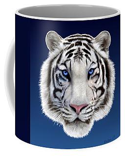 Eyes Of The Tiger Coffee Mug by Glenn Holbrook