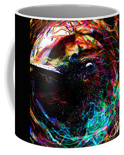 Eyes Of The World Coffee Mug