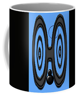 Eyes Or Ears You Decide Coffee Mug by Tina M Wenger