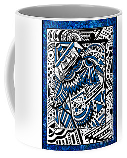 Eyes Wide Open Coffee Mug