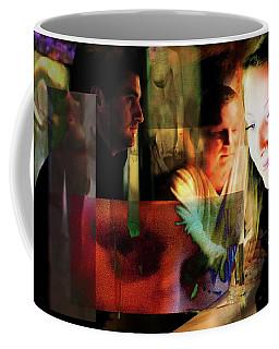 Eyes Wide Shut - Stanley Kubrick's Movie Interpretation Coffee Mug