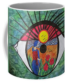 Eyewitness Coffee Mug