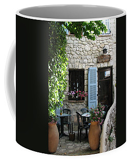 Eze Cobblestone Patio Coffee Mug