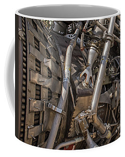 F-1 Rocket Engine Coffee Mug