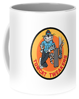 F-14 Tomcat Tweakers Coffee Mug