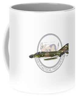 F-4d Phantom 559tfs Coffee Mug by Arthur Eggers
