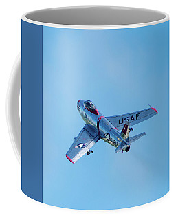 F-86 Sabre Coffee Mug