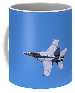 F/a 18 Super Hornet - D010362 Coffee Mug
