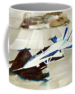 F/a18 Super Hornet Coffee Mug
