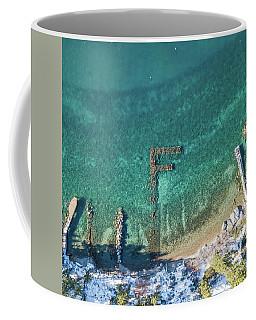 F Marks The Spot Coffee Mug