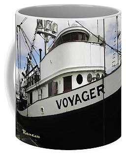 F V Voyager Coffee Mug
