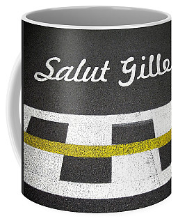 F1 Circuit Gilles Villeneuve - Montreal Coffee Mug