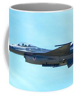 F16 Coffee Mug by Greg Fortier