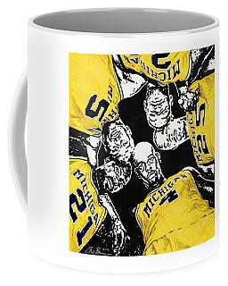 Fab Five At 25 Coffee Mug