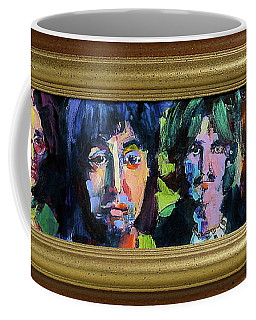 Fab Four Coffee Mug