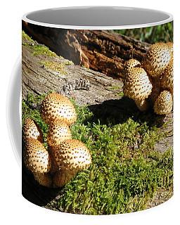 Fabulus Fungi Coffee Mug