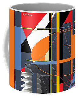 Facade Coffee Mug