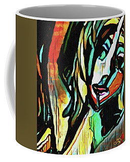 Face #64 Coffee Mug