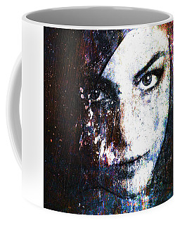 Face In A Dream Coffee Mug