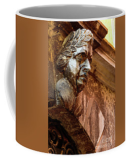 Face In The Streets - Rovinj, Croatia Coffee Mug