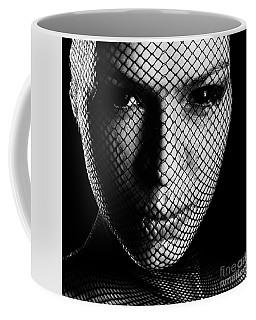 Face Lacemasked #4719 Coffee Mug