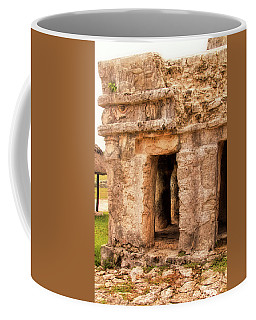 Face Of Frescoes Coffee Mug