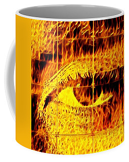 Face The Fire Coffee Mug