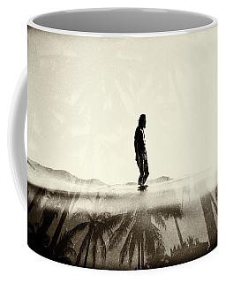 Face The Sun 2 Coffee Mug