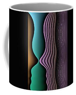 Face To Face Coffee Mug