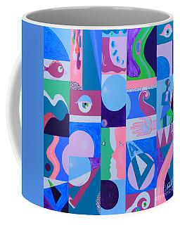 Face-to-face  Coffee Mug
