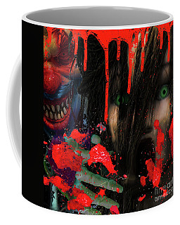 Face Your Fears Coffee Mug