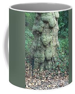 Faces Closeup Coffee Mug
