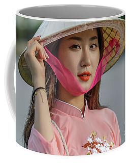 Faces Of Hoian - 04 Coffee Mug