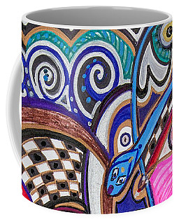 Faces Of Hope Coffee Mug