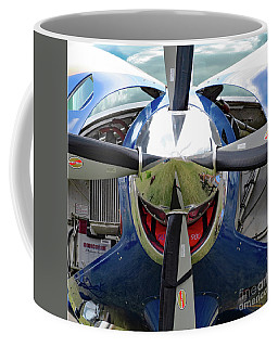 Coffee Mug featuring the photograph Faces Of Oshkosh 2012. #03 by Ausra Huntington nee Paulauskaite