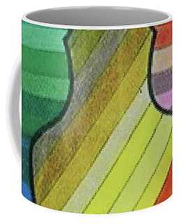 Faces Of Pride Coffee Mug