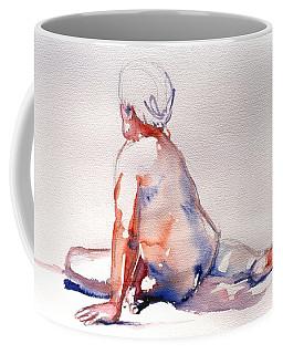 Facing Away Coffee Mug