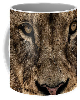 Facing Courage Coffee Mug