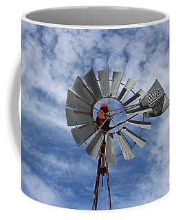 Facing Into The Breeze Coffee Mug