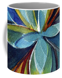 Fractal Flower Coffee Mug