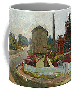 Factories Of Demidov Coffee Mug