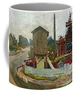 Factories Of Demidov Coffee Mug