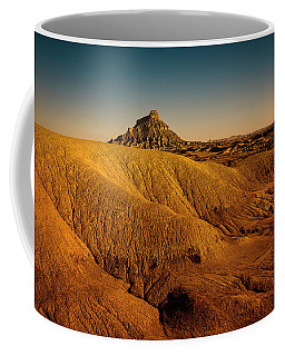 Factory Butte Coffee Mug