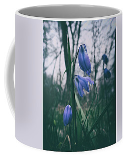 Fade Into The Blue Coffee Mug by Karen Stahlros