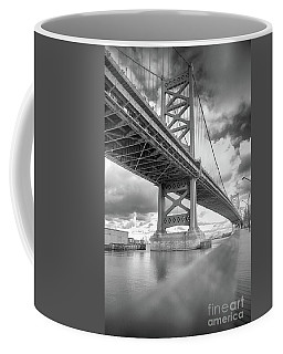 Fade To Bridge Coffee Mug